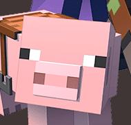 Pig Minecrafting