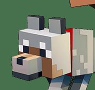 Wolf Minecrafting